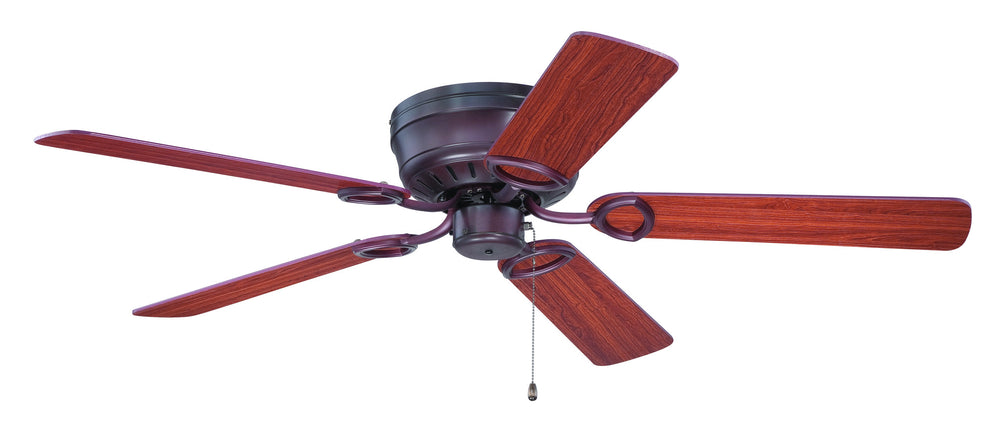 Craftmade K10778 Pro Universal Hugger Ceiling Fan Kit in Oiled Bronze with 52