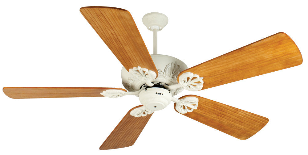 Craftmade K10909 Cordova Ceiling Fan Kit in Antique White with 54