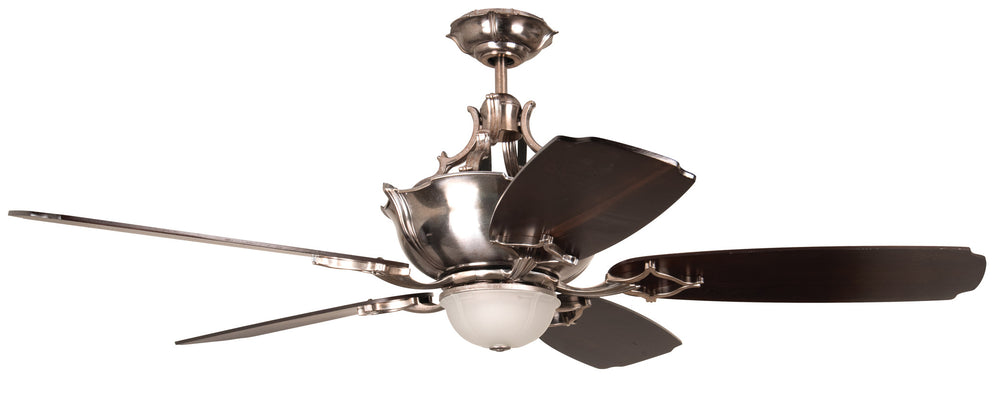 Craftmade K11266 Wellington XL Ceiling Fan Kit in Tarnished Silver with 56