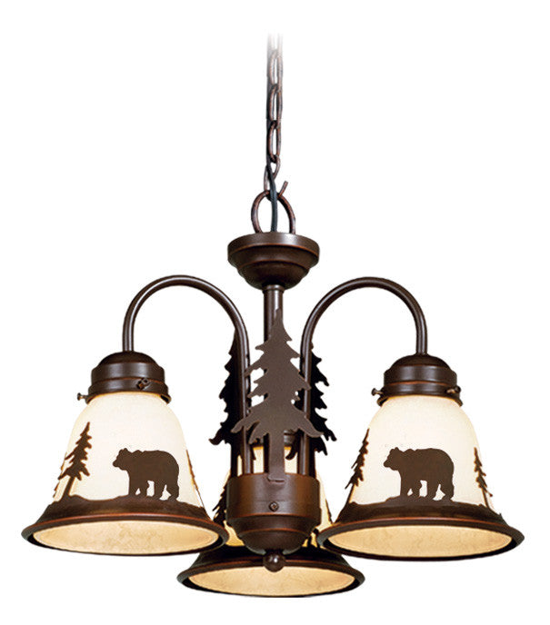 Buy LK55716BBZ-C Vaxcel Bozeman 3L Light Kit (Dual Mount) Burnished Bronze from LightingOriginals.ca