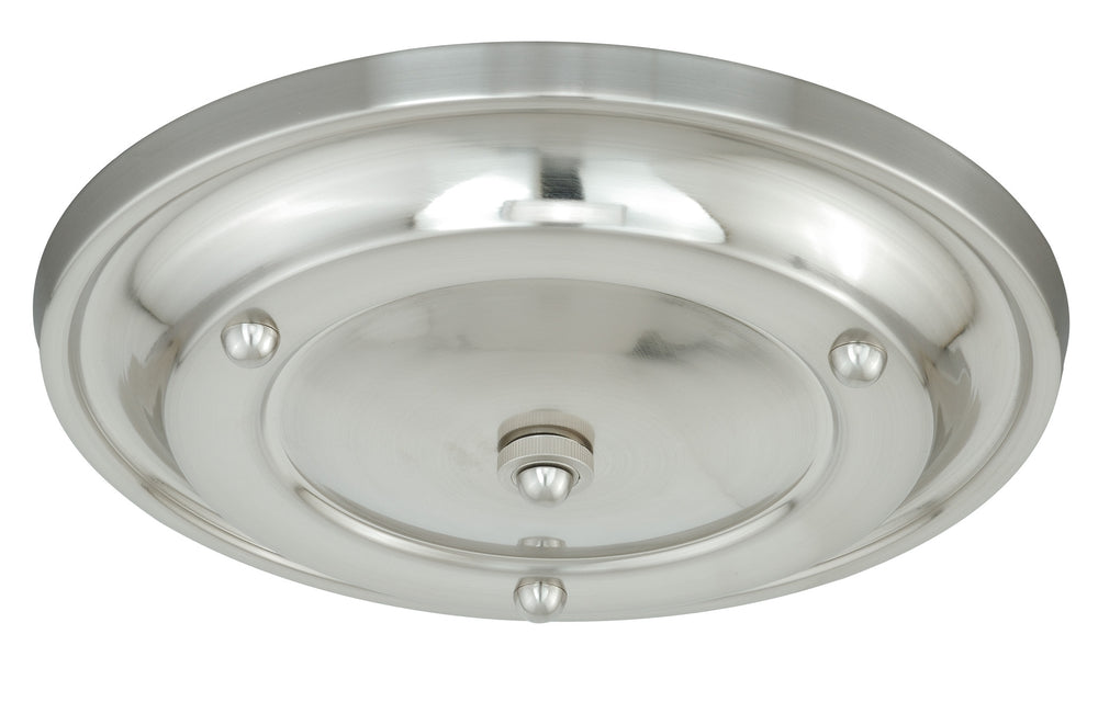 Buy P0058 Vaxcel Small Canopy Kit Multiple Pendant Holder Polished Nickel from LightingOriginals.ca