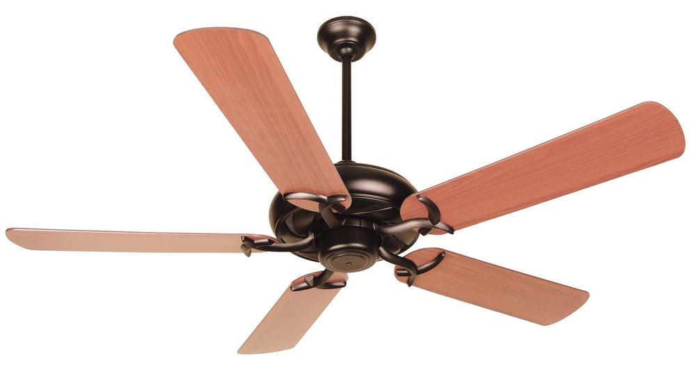 Craftmade K10289 Civic Ceiling Fan Kit in Oiled Bronze with 52
