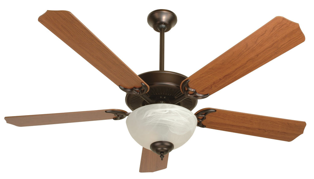 Craftmade K10645 Pro Builder 207 Ceiling Fan Kit in Oiled Bronze with 52