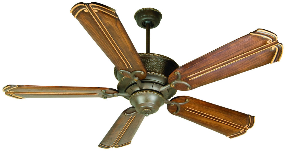 Craftmade K10750 Riata Ceiling Fan Kit in Aged Bronze Textured with 56