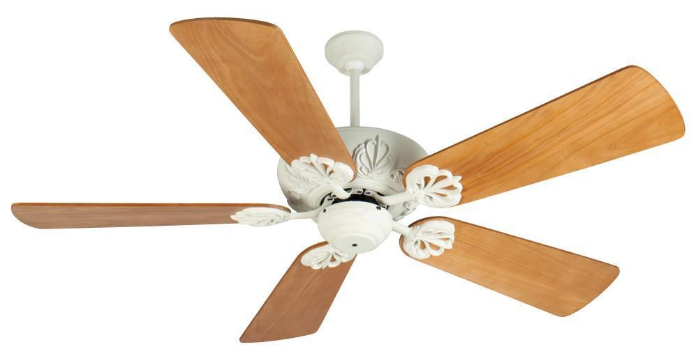 Craftmade K10910 Cordova Ceiling Fan Kit in Antique White with 54