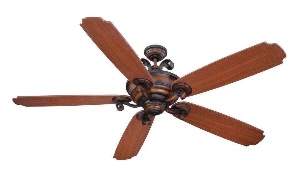 Craftmade K11024 Seville Espana Ceiling Fan Kit in Spanish Bronze with 68