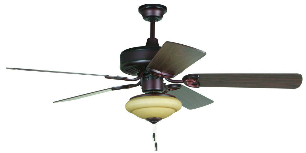 Craftmade K11224 CXL Ceiling Fan Kit in Oiled Bronze with 52