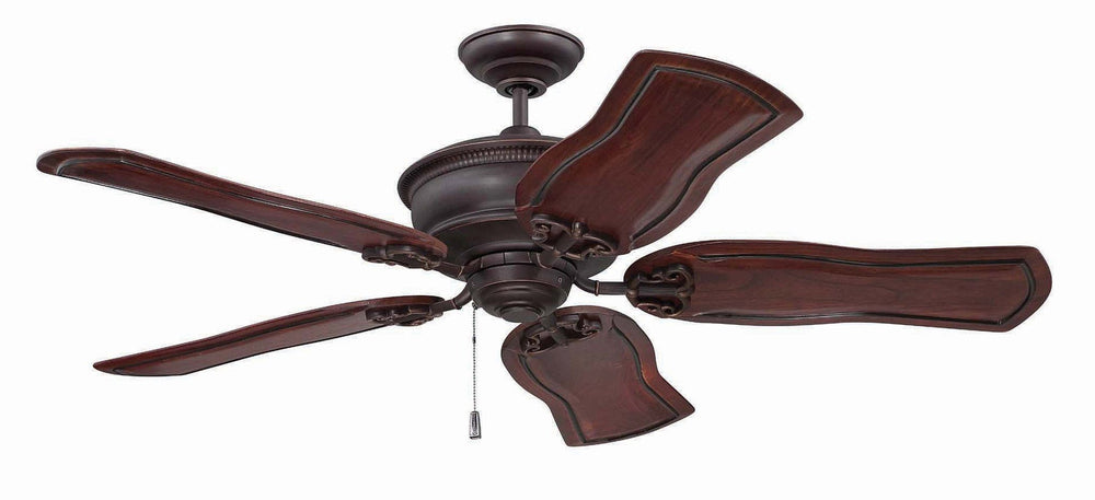 Craftmade K11231 Monaghan Ceiling Fan Kit in Oiled Bronze Gilded with 54