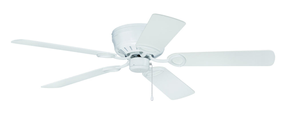 Craftmade K11244 Pro Universal Hugger Ceiling Fan Kit in White with 52
