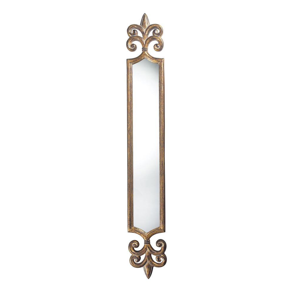 Sterling DM1991 Smithfield Mirror In Wheling Antique Gold (Sold 2 In A Pack)