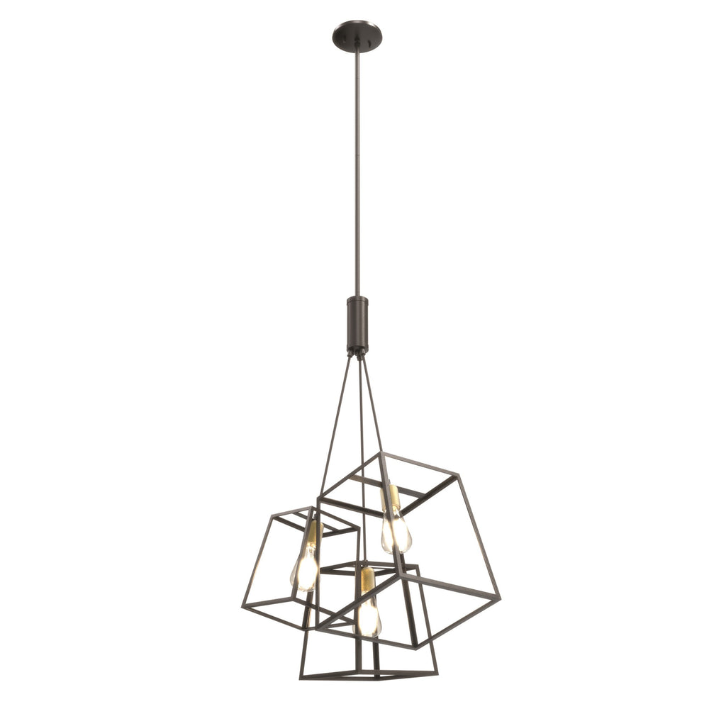 DVI Lighting Cape Breton Pendant Model: DVP29023MF+EB