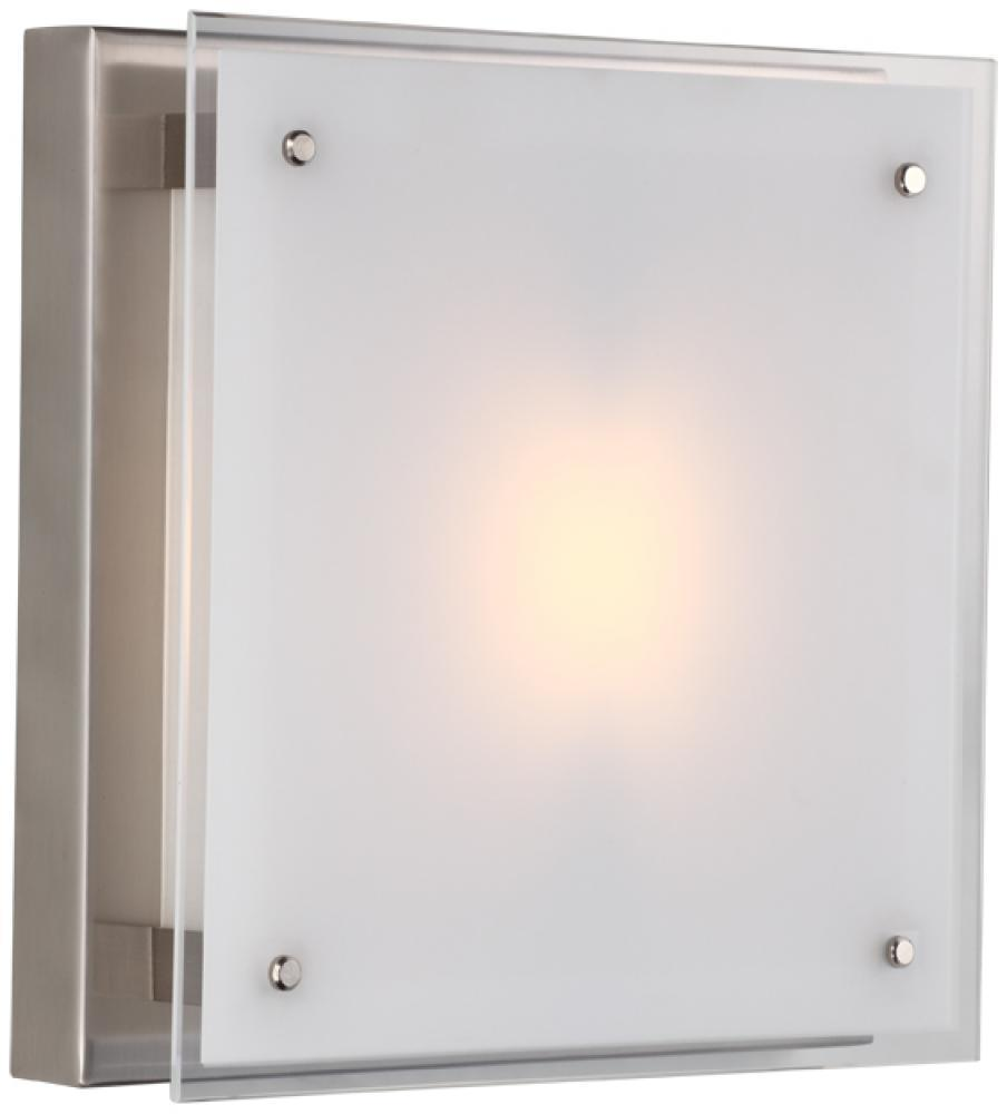 DVI Lighting Helios 4.5 Inch Flush Mount Model: DVP10341BN-SSW