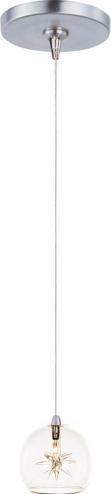 E94472-24 ET2 Starburst 1-Light RapidJack Pendant and Canopy