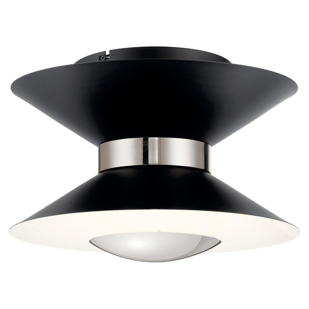 Elan Kordan Semi Flush LED Model: 84132