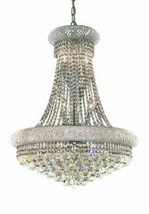 Elegant Lighting 1800D24 Primo 14 Light Chandelier