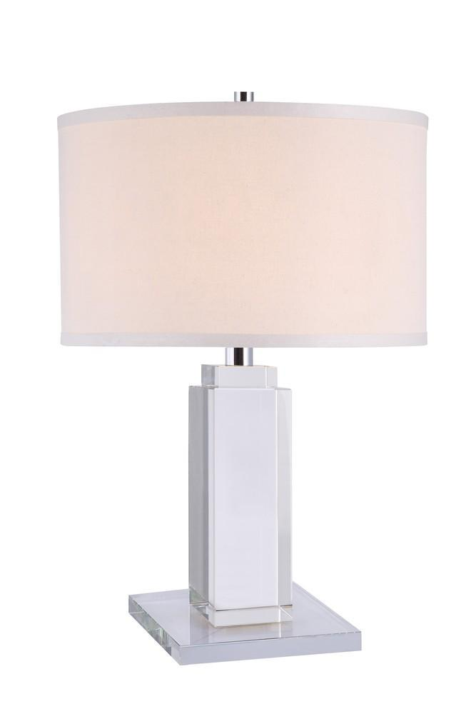 Elegant Lighting Regina 1 Light Table Lamp Model: TL1012