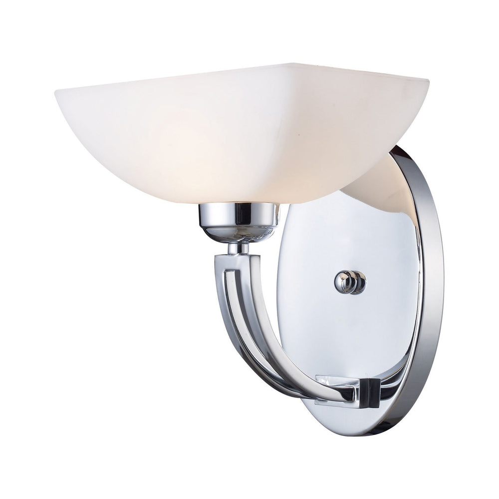 Elk 10030/1 Arches 1 Light Vanity In Polished Chrome