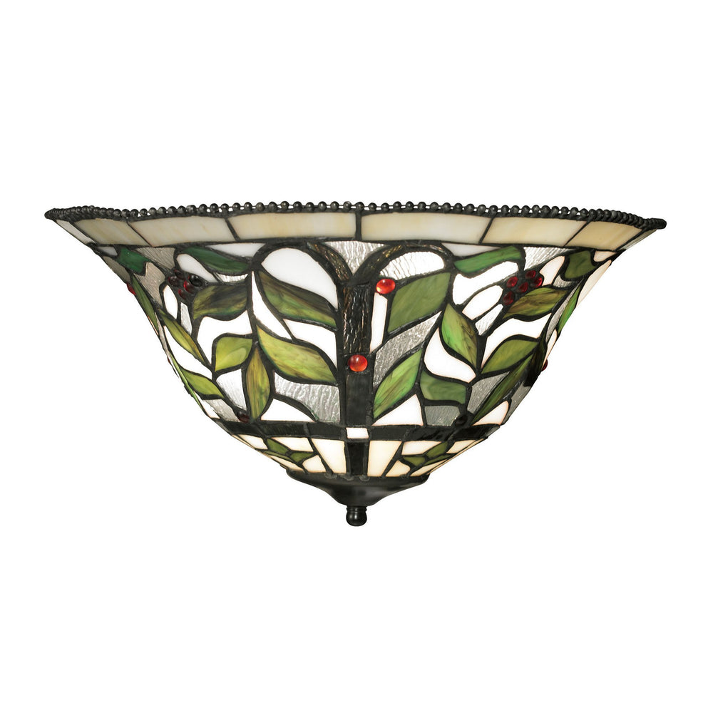Elk 70098-2 Latham 2 Light Wall Sconce In Tiffany Bronze