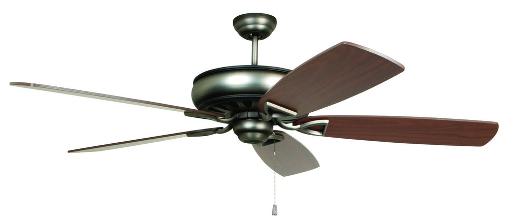 Ellington K11026 Supreme Air Ceiling Fan Kit in Dark Antique Nickel with 70