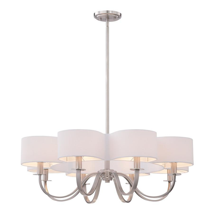 Eurofase 28081-012 Bertucci 8-light Chandelier