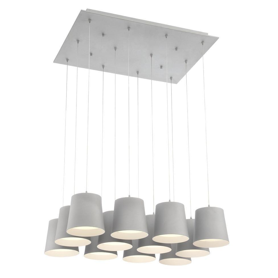 Eurofase 28164-036 Borto 12 Light LED Chandelier