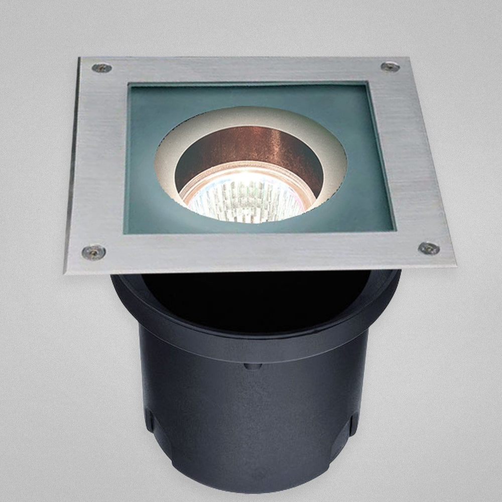 Buy Ig-02-S5 Eurofase Inground Mr1635w Satin Nickel From LightingOriginals.ca