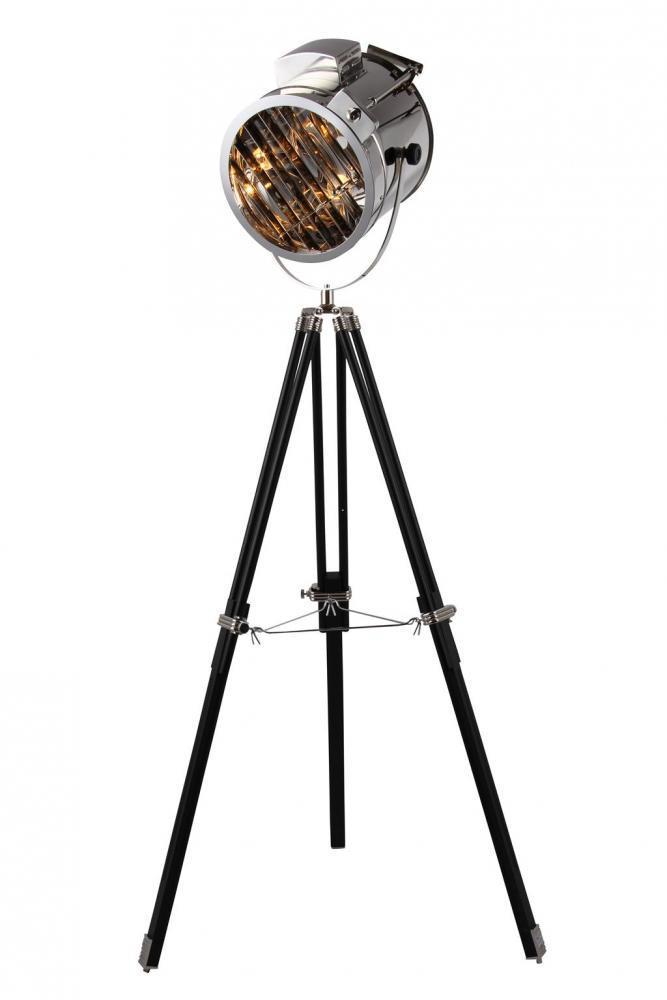FL1204 Elegant Lighting Ansel Tripod 1 Light Floor Lamp