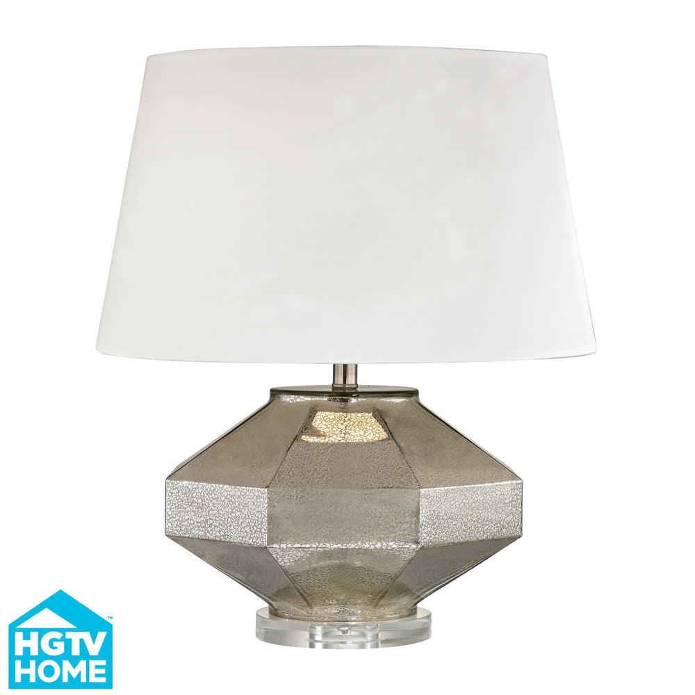 HGTV343 Dimond Guild Collection HGTV Home Crystal Base Table Lamp