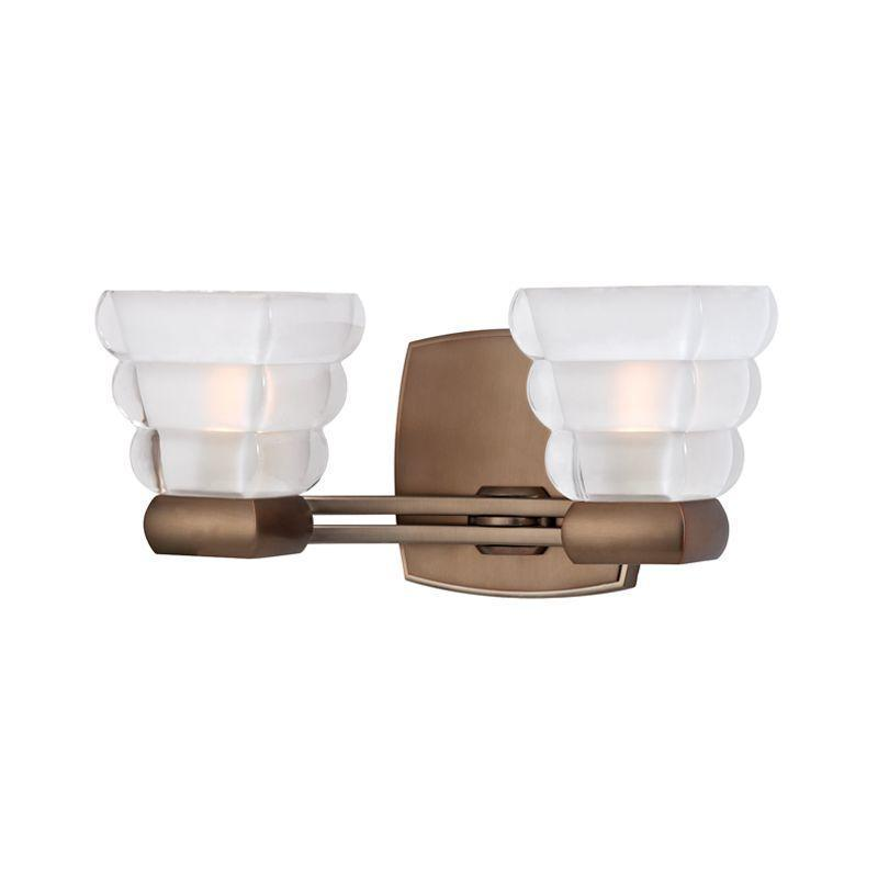 Hudson Valley Warren 2 Light Bath Bracket Model: 5042-BB
