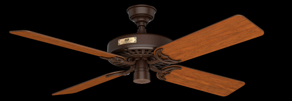Hunter Outdoor Original Cherry Blades 52 Inch Fan Model: 23847