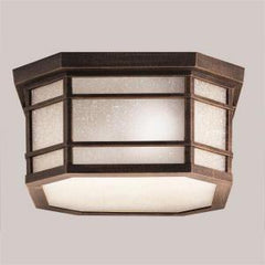 Kichler Cameron 3 Light Outdoor Ceiling Model: 9811PR