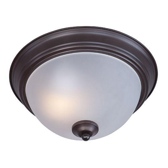 Maxim 85840MROI 1-Light Flush Mount