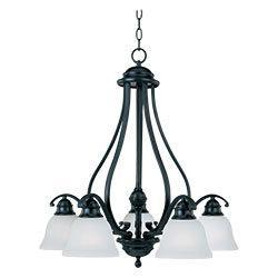 Maxim Linda Down Light Chandelier Model: 11815ICBK