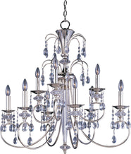 Maxim Montgomery Multi Tier Chandelier Model: 24307CLPN