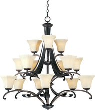 Maxim Oak Harbor Multi Tier Chandelier Model: 21067FLRB