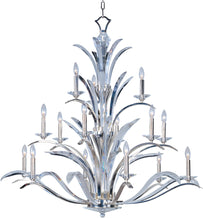 Maxim Paradise Multi Tier Chandelier Model: 39947BCPS