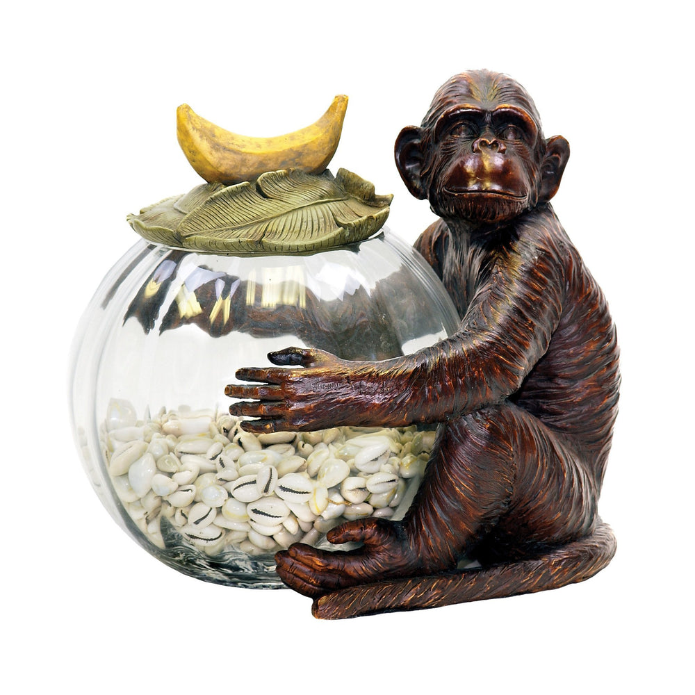 Sterling 91-20814 Monkey Jar Keeper