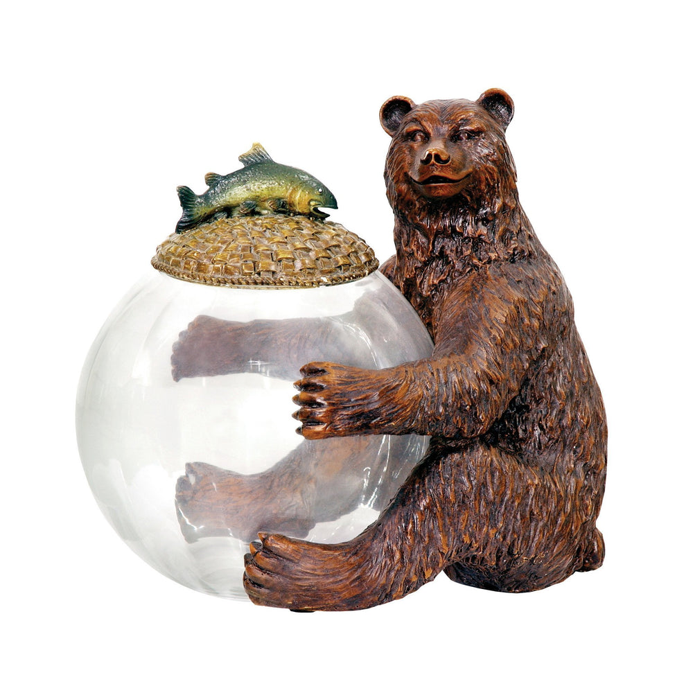 Sterling 91-22465 Bear Jar Keeper