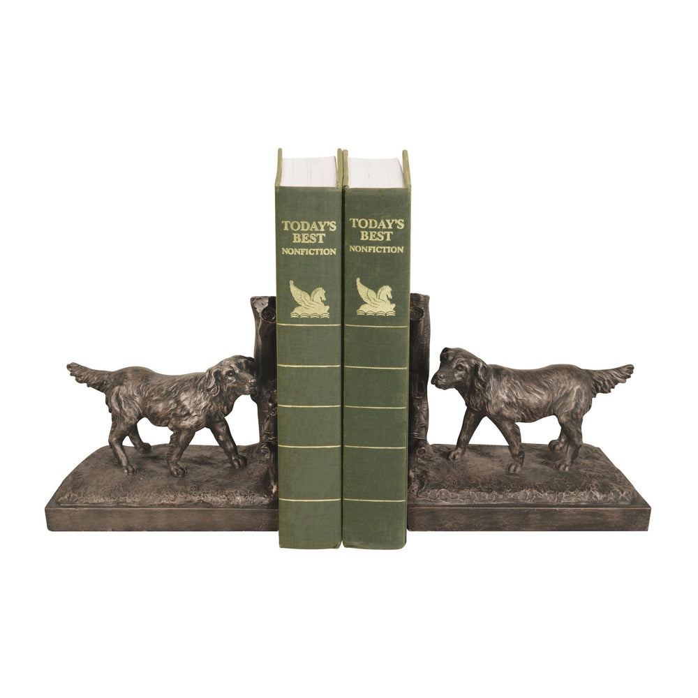 Sterling 93-73070 Pair Retriever Bookends