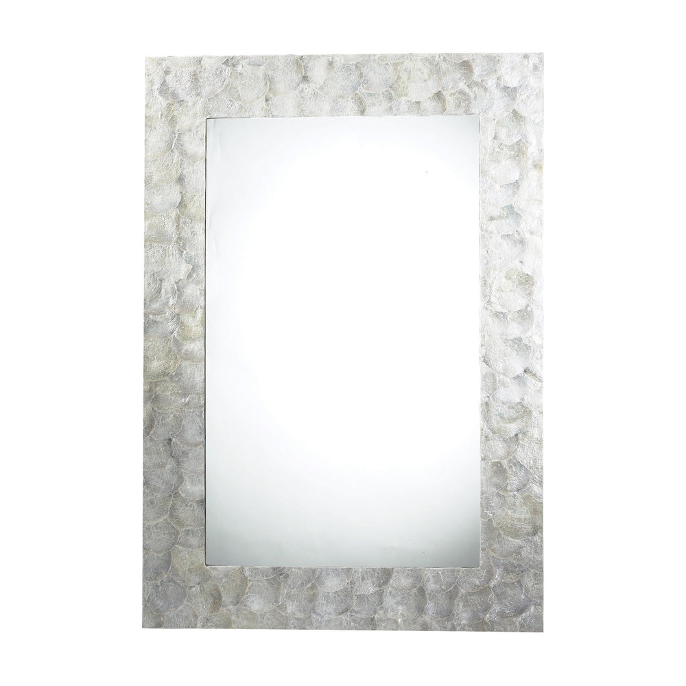 Sterling DM1987 Tolka Quay Mirror In Mother Of Pearl