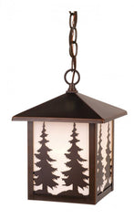 Vaxcel Addison Yosemite 8 Inch Outdoor Pendant Model: OD33486BBZ