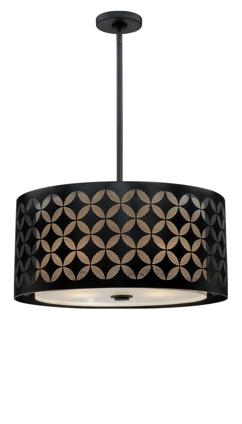 Vaxcel Astre 22-1/2 Inch Shade Pendant Model: P0037