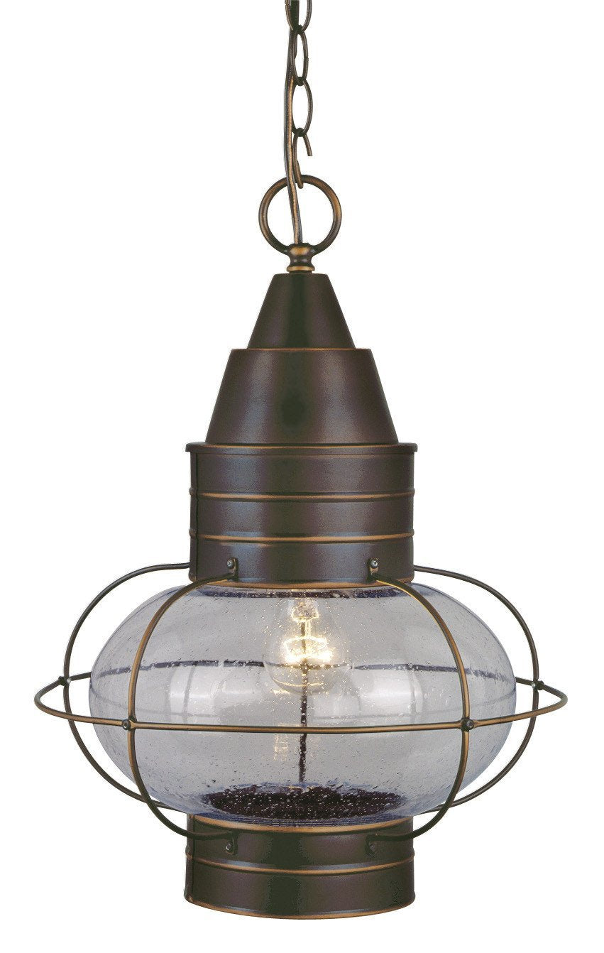 Vaxcel Chatham 13 Inch Outdoor Pendant Model: OD21836BBZ