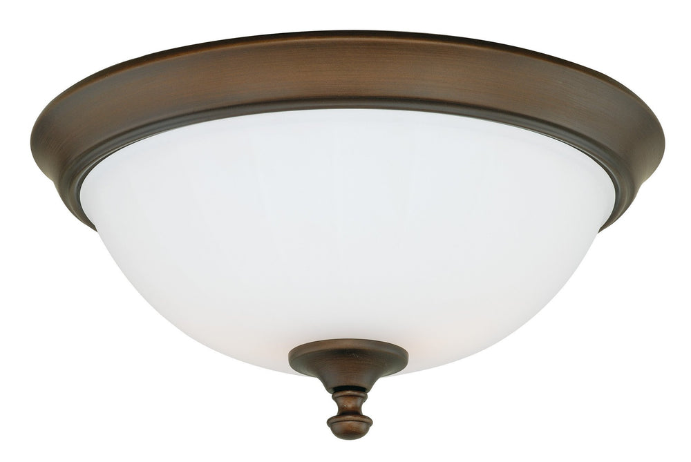 Vaxcel Claret 15 Inch Flush Mount Model: C0049