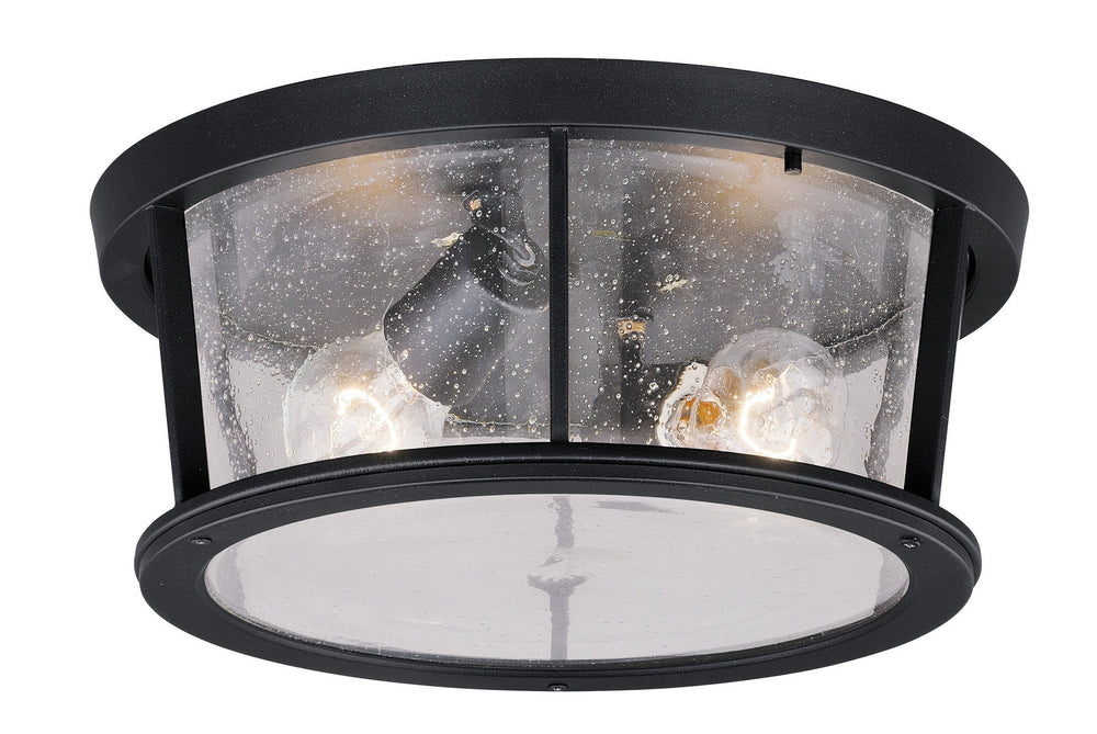 Vaxcel Coventry 13 Inch Outdoor Flush Mount Model: T0097