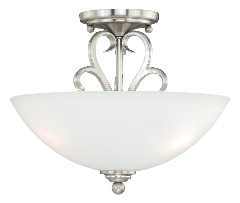 Vaxcel Hartford 13 Inch Semi-flush Mount Model: C0096