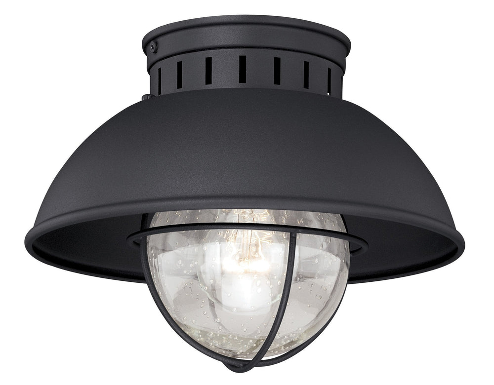 Vaxcel Harwich 10 Inch Outdoor Flush Mount Model: T0142