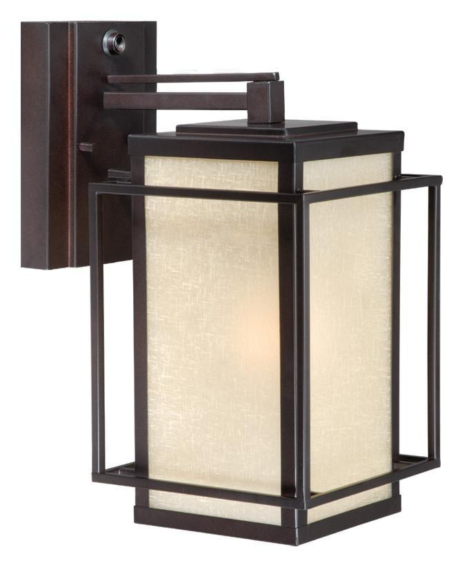 Vaxcel Hyde Park 7 Inch Outdoor Wall Light Model: RB-OWD070EB