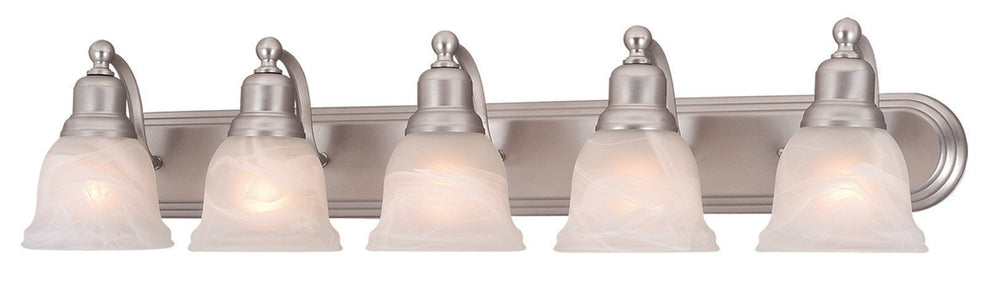 Vaxcel Lasalle 5 Light Vanity Model: LS-VLD105BN