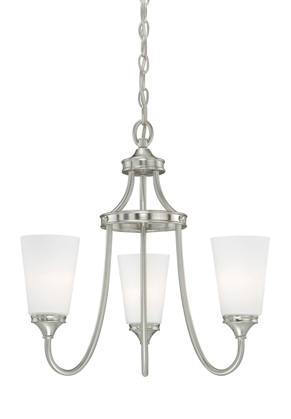 Vaxcel Lorimer 3 Light Mini Chandelier Model: H0052